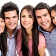 Group of friends — Stock Photo #22191861