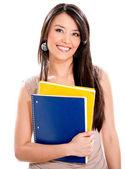 Estudiante feliz — Foto de Stock