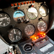 Helicopter cockpit — Stock Photo #24218913