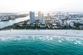 Miami beach — Foto Stock