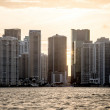 Coast of Miami — Stock Photo