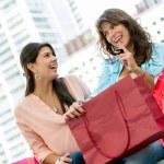 Shopping women — Stock Photo #24848249