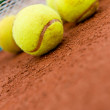 Tennis balls — Stock Photo #25039059