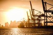 Port of Miami — Stock Photo