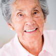 Stock Photo: Happy elder woman