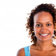 African american woman — Stock Photo