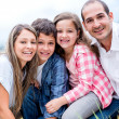 Happy family portrait — Stock Photo #26154551