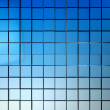 3D blue mosaic — Stock Photo