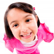 Cute little girl — Stockfoto