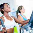 Women at the gym — Stock Photo #26905291