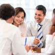 Business meeting — Stock Photo #27404227