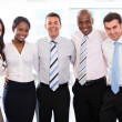 Business team — Stock Photo #27901965