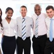 Foto de Stock  : Business team