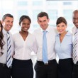Group of business people — Stock Photo #27902027