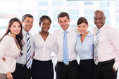 Group of business people — Stock Photo