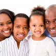 Beautiful family portrait — Stock Photo #28484903
