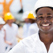 Stock Photo: Happy male engineer