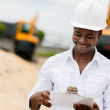 Civil engineer working — Stock Photo #29805013