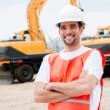 Construction worker — Stock Photo #29805037