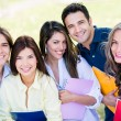 Group of students — Stock Photo #30212633