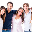 Happy group of people — Stockfoto #30259911