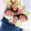 Happy circle of friends — Stock Photo #30394317