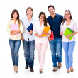 Happy group of students — Stock Photo #30394463