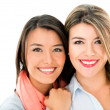 Happy sisters — Stock Photo #30880907