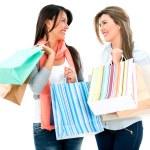 Happy shopping women — Stock Photo #31111767