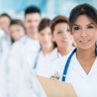 Medical staff — Foto Stock #31582819