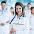 Medical staff — Stockfoto