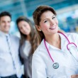 Family doctor — Stock Photo #31595549