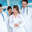 Stock Photo: Medical staff