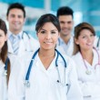 Medical team — Foto Stock #31843687