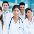 Medical team — Stock Photo #31843687