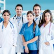Foto Stock: Medical team