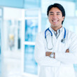 Male doctor — Stock Photo