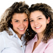 Happy sisters — Stock Photo #32409507