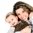Happy mother and daughter — Stock Photo #32409731