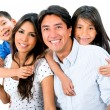 Happy family portrait — Stock Photo #32539291