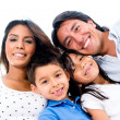 Happy family portrait — Stock Photo #33130011