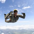 Skydiving photo. — Stock Photo #14812061