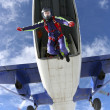 Foto Stock: Skydiving photo