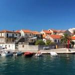 Hvar Island in Croatia - Beautiful landscape of Dalmatia — Stock Photo