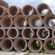 Drain pipes - Stock Photo