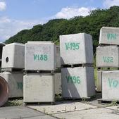 Drainage tanks — Stock Photo