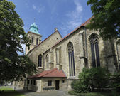 Church in Munster, Germany — Stock Photo