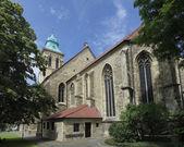Kerk in munster, duitsland — Stockfoto