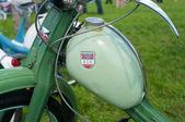 Vintage motorcycle — Stock Photo