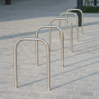 Stockfoto: Bicycle racks